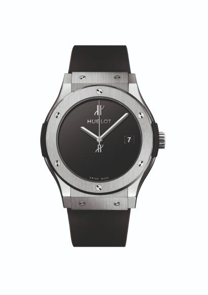 Часы Classic Fusion 40 Years Anniversary из титана