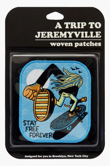 Наклейка Jeremyville (Aizel), 1100 руб.