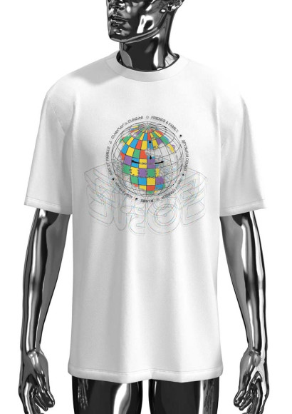 Футболка AKOA (replicant.fashion)