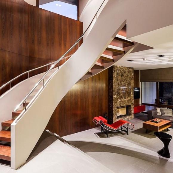 Двухэтажный коттедж«Семейный»