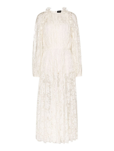 Платье Magda Butrym, 218 139 руб. (farfetch.com)