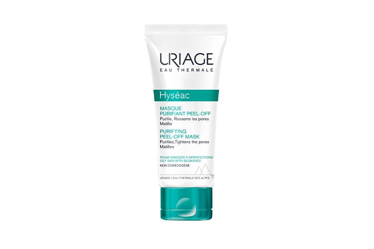 Очищающая маска-пленка Hyséac, Uriage