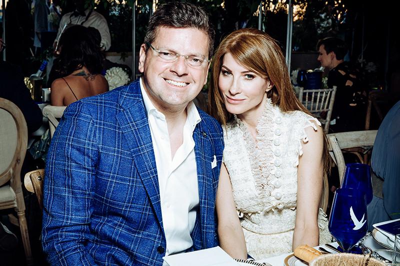 Константин Андрикопулос и Ольга Андрикопулос