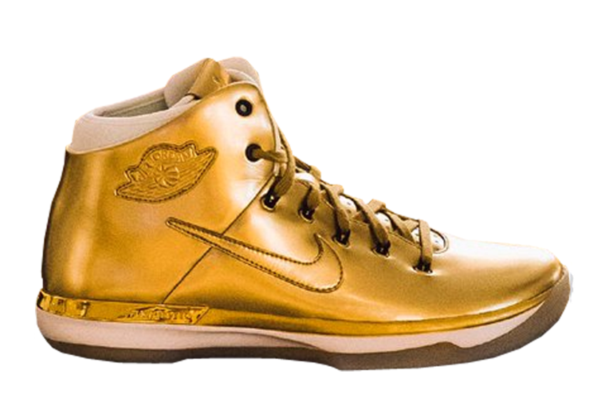 Air Jordan XXX1 Gold All Star 2017 — $ 3 605