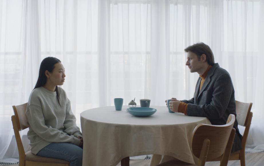 Кадр из фильма «Троица»