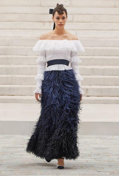 Chanel Couture, осень-зима 2021/22