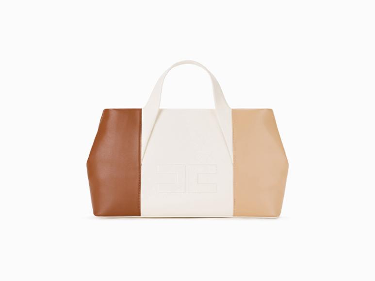 Сумка Bowl Bag, Elisabetta Franchi, 27 650 руб. (Elisabetta Franchi)