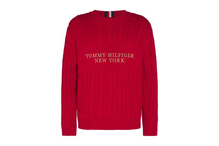 Свитер Tommy Hilfiger, 15 990 руб. (Tommy Hilfiger)