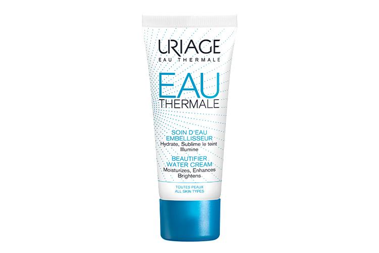 Основа под макияж-бьютифайер «О'Термаль», Uriage успокаивает и глубоко увлажняет кожу, придает ей здоровое и естественное сияние