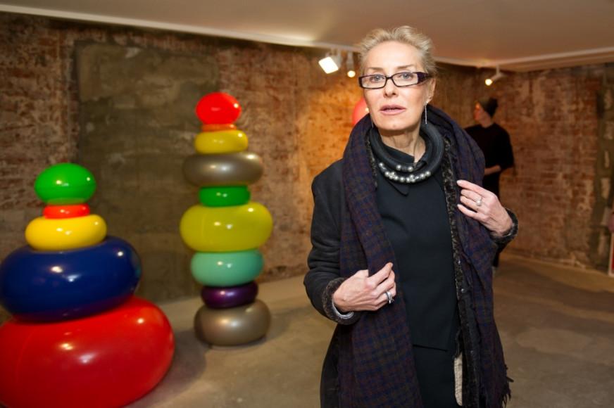 Ольга Свиблова, директор Мультимедиа Арт Музея, Москва