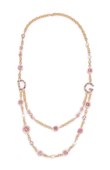 Колье Dolce & Gabbana (ЦУМ, Третьяковский проезд) — 122000 руб.