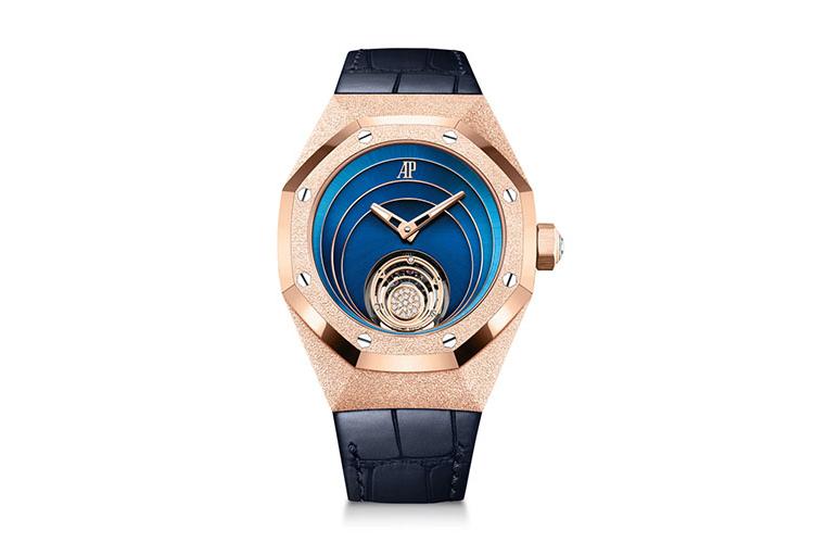 Часы Royal Oak Concept Frosted Gold Flying Tourbillon, Audemars Piguet