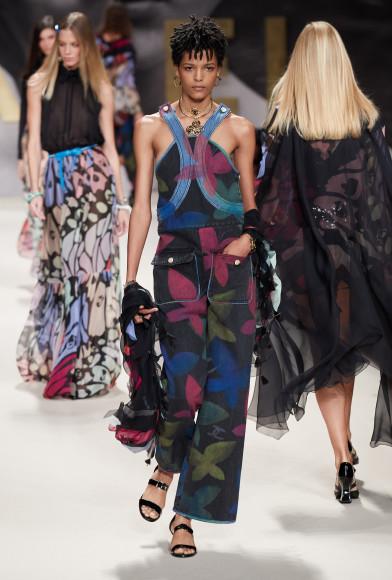 Chanel, весна-лето 2022