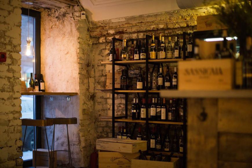 Винный бар «13°»