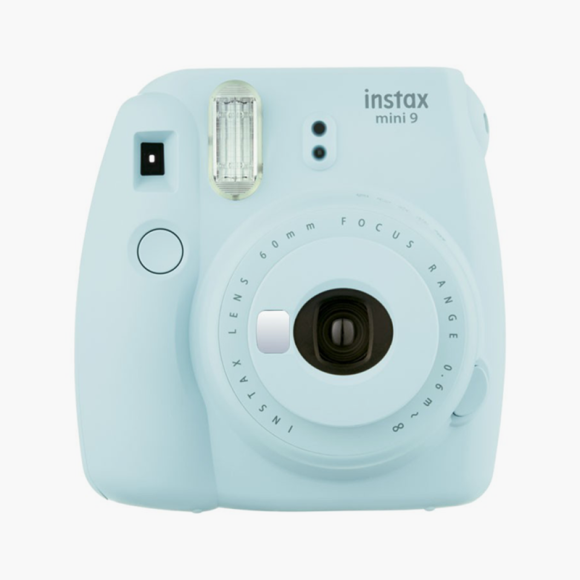 Фотоаппарат Instax Mini 9 Ice Blue, («Республика»), 5490 руб.