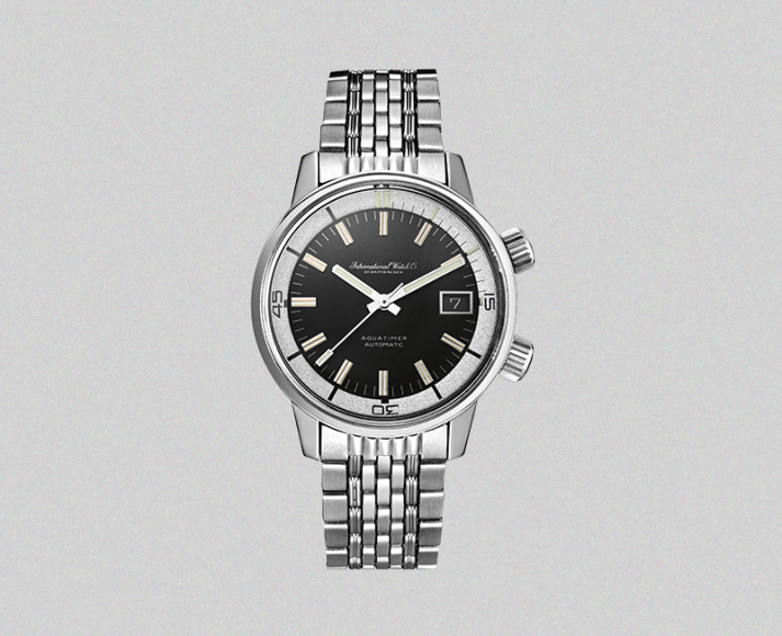 Часы Aquatimer, 1967
