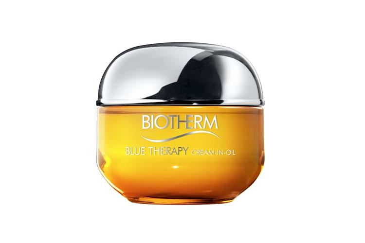 Восстанавливающий питательный крем-масло Blue Therapy Cream-in-oil, Biotherm