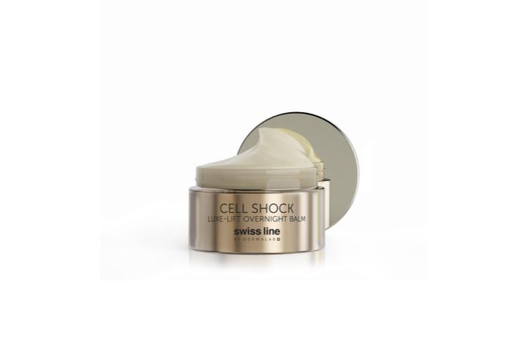 Ночной бальзам для лица Lux-Lift Overnight Balm, Swiss Line содержит фирменные активные компоненты Cell Shock, которые борются с возрастными изменениями, а также стабилизированный антиоксидант. Крем быстро проникает в глубокие слои кожи, питая и увлажняя ее