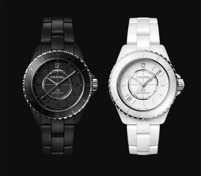 The J12 Inseparable, Chanel (22,5–27 тыс. франков)