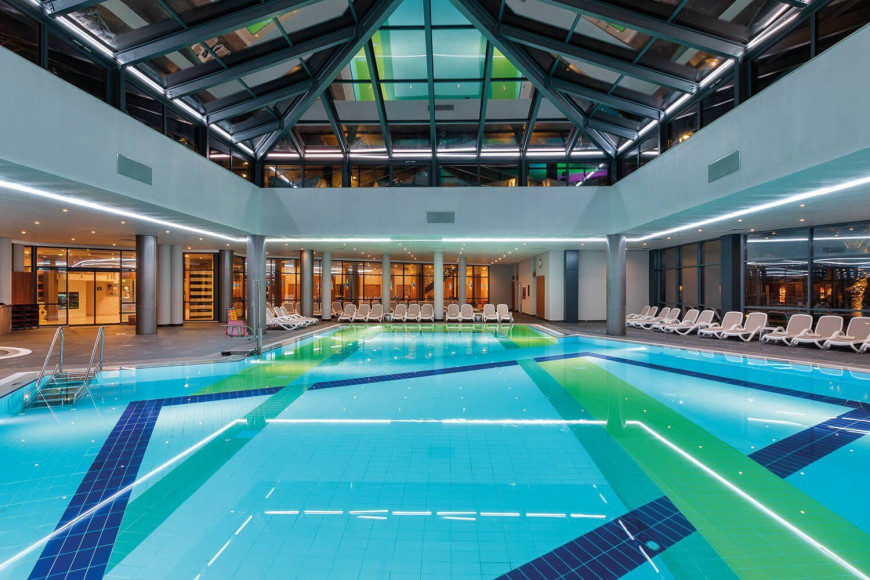 Бассейнв отеле Limak Limra Hotel & Resort (Limak Limra)