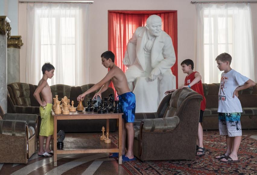 Дмитрий Лукьянов.Санаторий «Амра Интернешнл».Абхазия,2016.