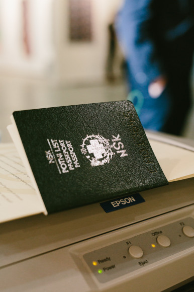 Паспорт NSK