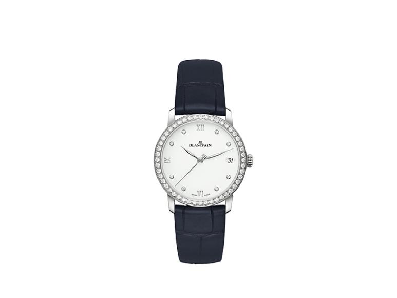 Часы Villeret Women Date, Blancpain, цена по запросу (Blancpain)