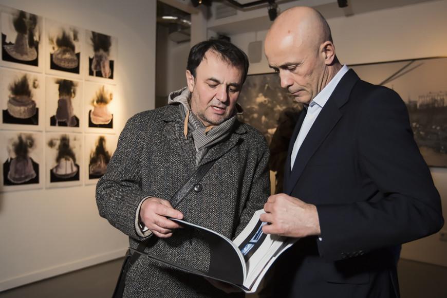 Аладдин Гарунов и Шалва Бреус (Breus Foundation)