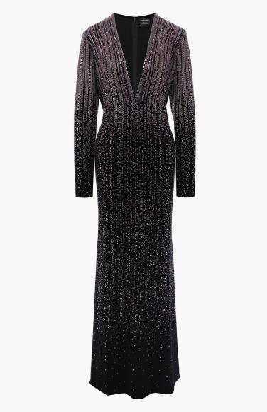 Платье Giorgio Armani (Кутузовский проспект, 31), 723 500 руб.