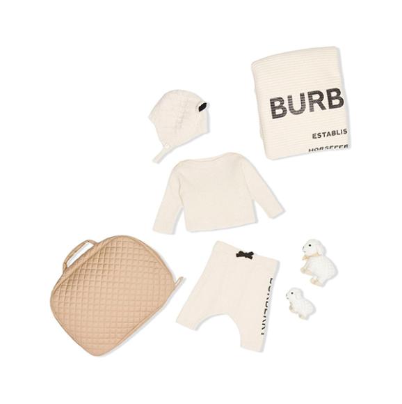 Подарочный комплект Burberry Kids, 69 200 руб. (Farftech)
