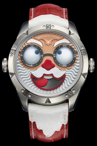 Часы Santa 2021 Special Edition,Konstantin Chaykin