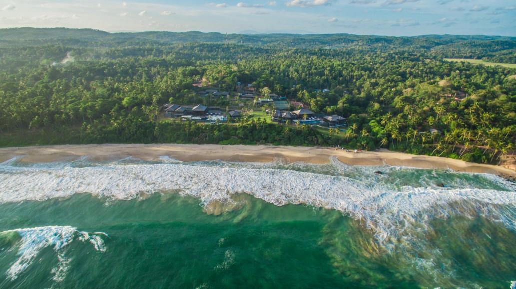 Вид наANI Private Resorts Sri Lanka