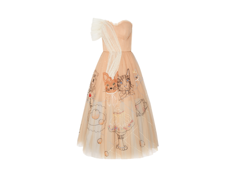 Платье Alena Akhmadullina, 329000 руб. («Галерея Жиро»)