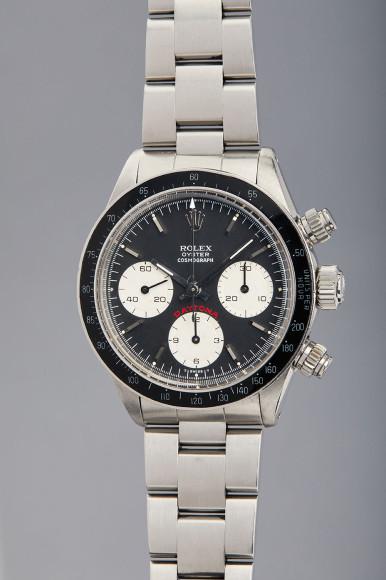 Часы Cosmograph Daytona «Big Red», Rolex. Эстимейт от $1 млн