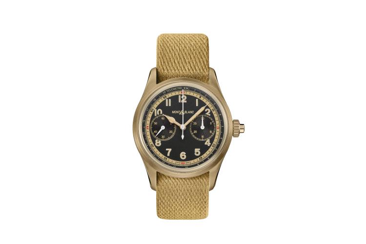 Часы Montblanc 1858 Monopusher, Montblanc