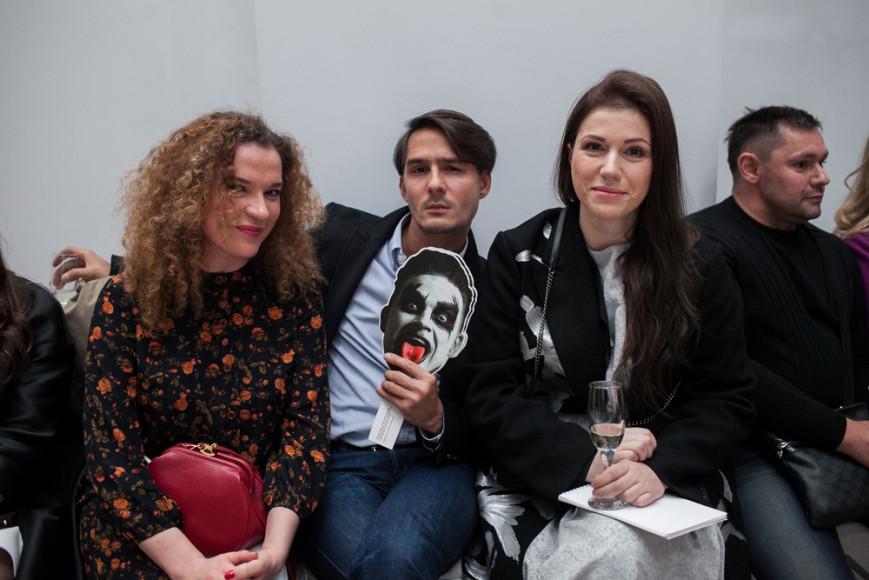 Ксения Гощицкая (журналист, Собака.ru) и Яна Милорадовская (главный редактор, Собака.Ru)