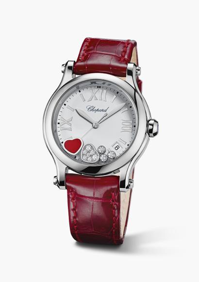 Часы Happy Hearts, Chopard (Mercury), цена по запросу