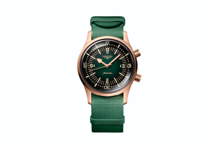 Часы The Longines Legend Diver, Longines