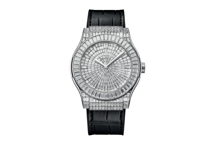 Часы Classic Fusion High Jewellery, Hublot
