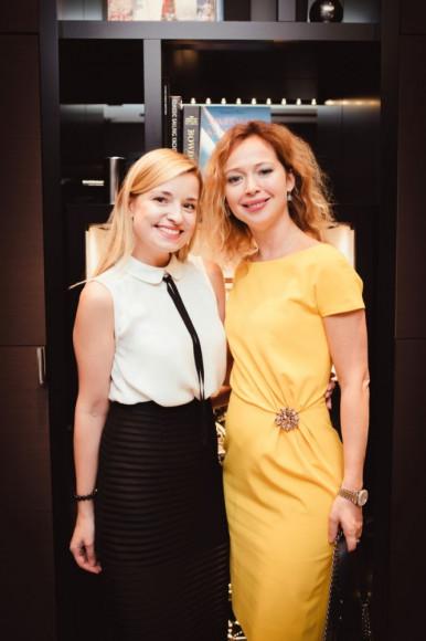 Елена Быкова и Елена Захарова