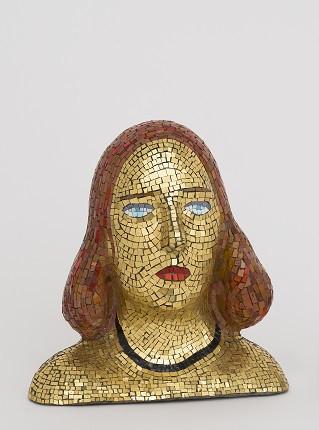 Лучо Фонтана, Портрет Терезиты,1940. Фонд Лучо Фонтаны, Милан