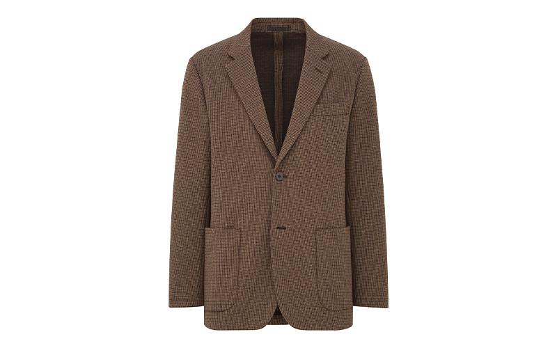 Мужской пиджак Uniqlo, 4999 руб. (Uniqlo)