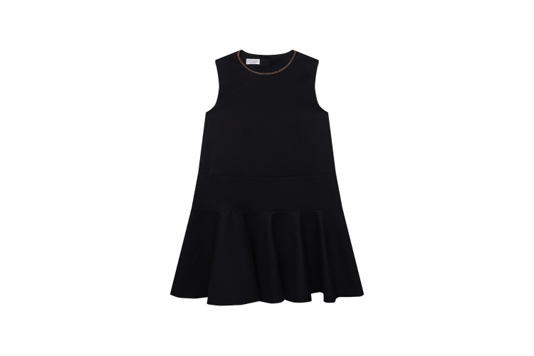 Шерстяное платье Brunello Cucinelli, 65050 руб. (ЦУМ)