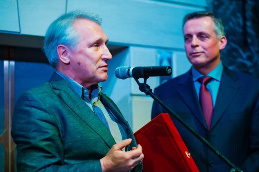 Борис Вахрушев, Первый вице-президент Федерации футбола