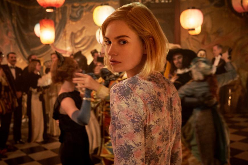Кадр из фильма «Ребекка»