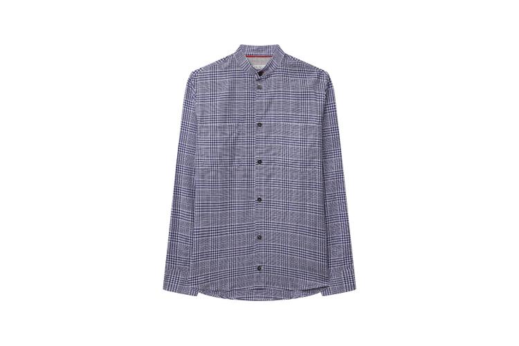 Хлопковая рубашка Brunello Cucinelli, 31150 руб. (ЦУМ)