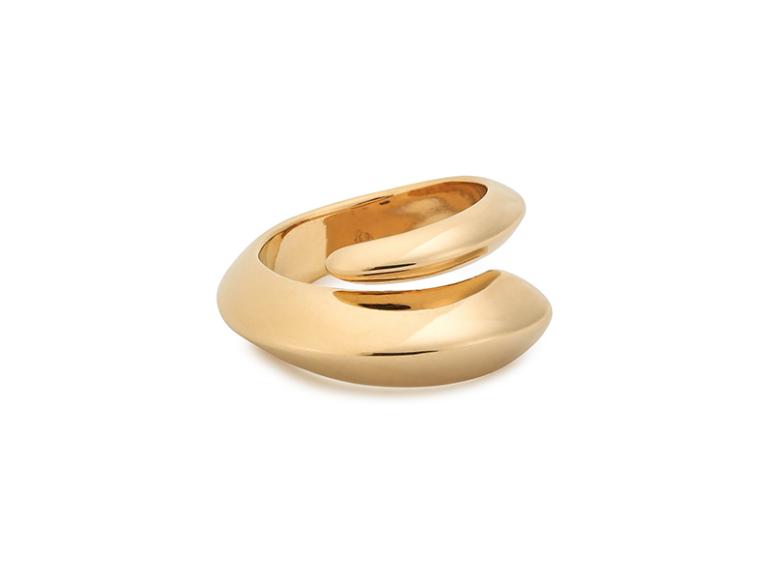 Кольцо Bottega Veneta, 31 400 руб.