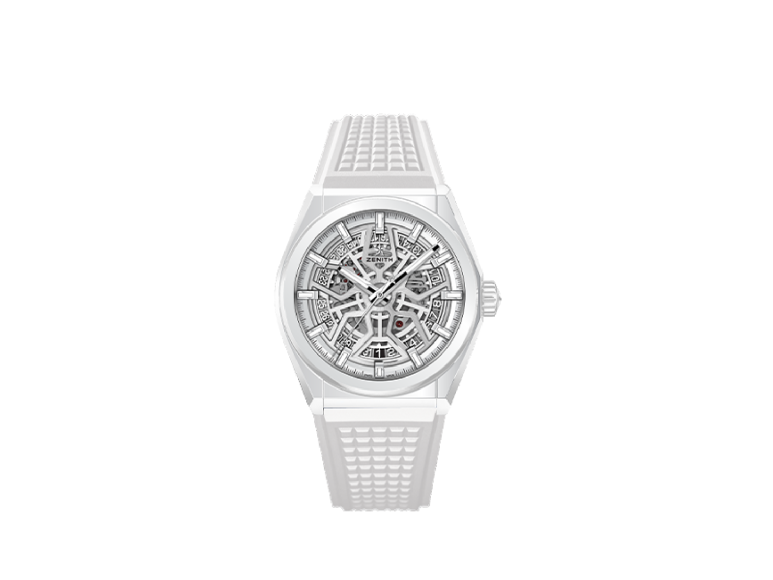 Часы Defy Classic White Ceramic, Zenith, 547 200 руб. (Mercury)