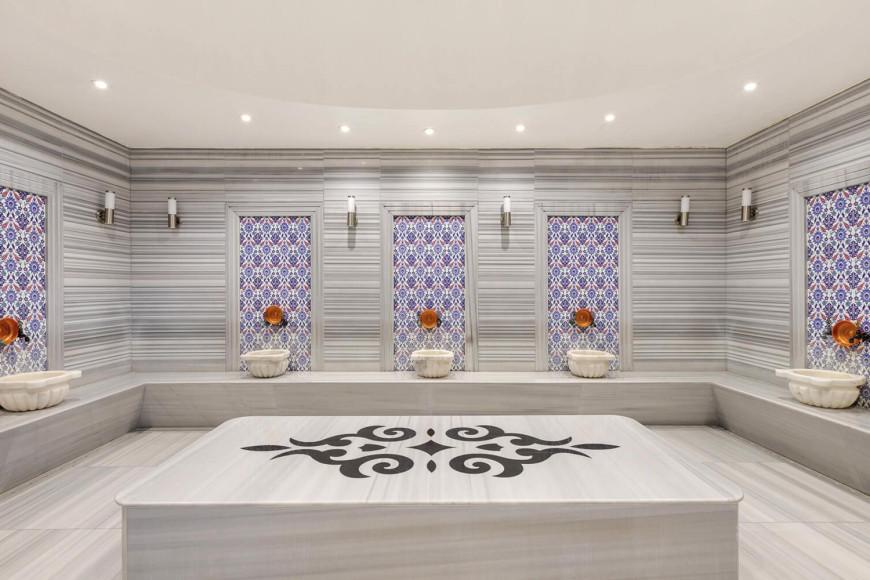 Хаммам в спав отеле Limak Limra Hotel & Resort (Limak Limra)
