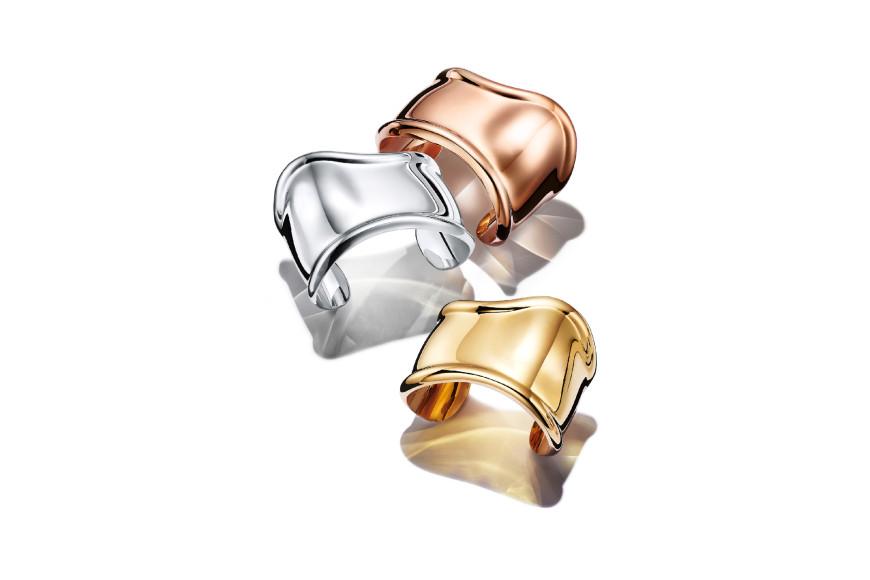 Браслеты Elsa Peretti Bone Cuff, Tiffany & Co., 2020 год